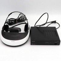 SONY・ソニー・3D対応・ヘッドマウントディスプレイ・HMZ-T1