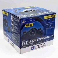 HORI・ホリ・PS4・ステアリングコントローラー・PS4-020