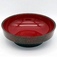 津軽塗(唐塗)菓子器