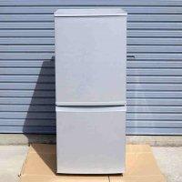 SHARP・シャープ・ノンフロン冷凍冷蔵庫・137L・SJ-D14C-S・2017年製