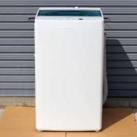 Haier・ハイアール・4.5Kg 全自動洗濯機・JW-C45A・2018年製