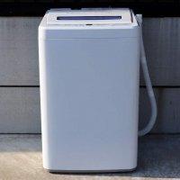 AQUA・全自動洗濯機・6kg・AQW-S60A・2012年製