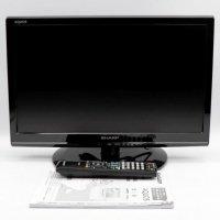 SHARP・シャープ・AQUOS・アクオス・液晶テレビ・LC-19K90・2014年製