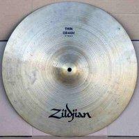Zildjian・ジルジャン・THIN CRASH・シンクラッシュ・シンバル・17インチ・43cm