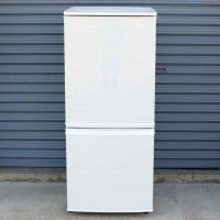 SHARP・シャープ・ノンフロン冷凍冷蔵庫・SJ-14X-W・2013年製