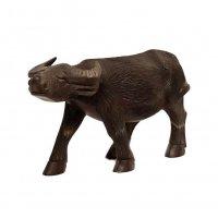 木製・木彫・水牛・置物