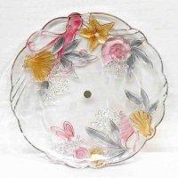SOGA JAPAN・曽我ガラス・大皿・ガラス皿