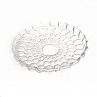 ガラス・硝子・大皿・飾り皿
