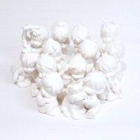 陶製・千趣会・Skip人形・13種セット・昭和レトロ