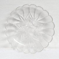 ガラス製・大皿