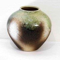 信楽焼・みなみ・花器・花瓶・フラワーベース