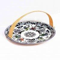 持ち手付き・大皿・盛皿・飾り皿
