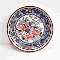 華元窯・JAPAN・盛皿・大鉢・牡丹