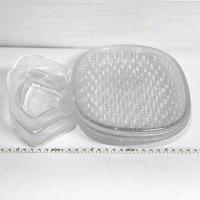 ガラス食器・ガラス小皿・中皿・4点セット
