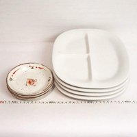 食器・小皿・プレート皿・7点セット