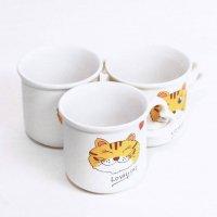 LOVELY CAT・マグカップ・3個セット