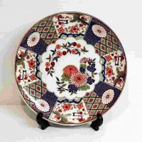 大皿・飾り皿・絵皿・花