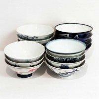 食器・茶碗・ミニどんぶり・まとめ売り・15点セット
