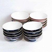 食器・茶碗・ミニどんぶり・まとめ売り・18点セット