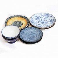 食器・茶碗・中皿・深皿・ペア・まとめ売り・計8点セット