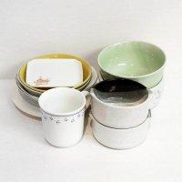食器・マグカップ・小鉢・角皿・長角皿・中皿・中鉢・深皿・まとめ売り・計10点セット