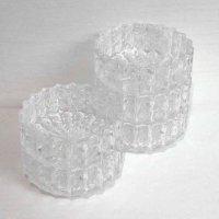 ガラス製・鉢・器・5点セット