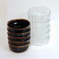 陶器・ガラス・小鉢・まとめ売り・10点セット