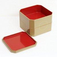 二段重・弁当箱・重箱