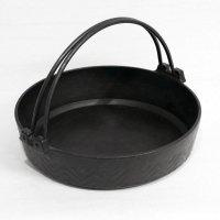 ISHIGAKI・いしがき・鉄鍋・すきやき鍋・つる付き・持ち手