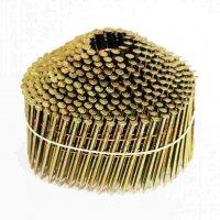 佐藤ケミカル・斜め釘・木下地用・ロール釘・斜め釘スムース・2.1×50・400本×17巻