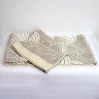 正絹・金属糸・袋帯