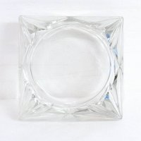 HOYA・ガラス製・灰皿