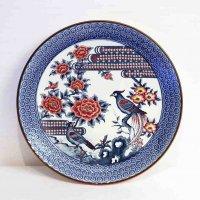 花鳥・大皿・絵皿・飾り皿