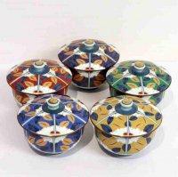 仁祥窯・蓋物・茶碗・小鉢