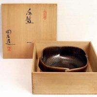 九谷焼・陶庄・水盤・花器