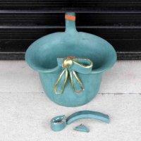 ジャカルタ陶器・花器