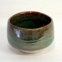 抹茶碗・緑