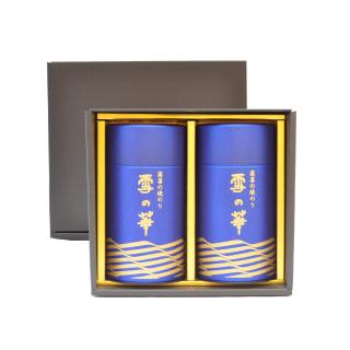 雪の華 小缶(8切100枚入)2本入