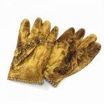 MotoStuka Shanks Gloves Bronze シャンクス グローブ ブロンズ レザー 革 手袋 アメリカ アメリカン バイク ハーレー ハンドメイド 手作業
