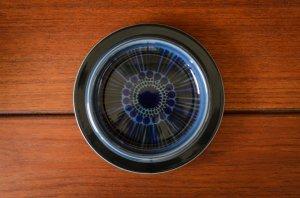 Arabia アラビア Blue Kosmos ブルーコスモス 20cm プレート #1