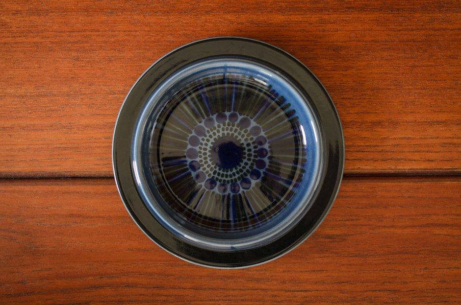 Arabia アラビア Blue Kosmos ブルーコスモス 20cm プレート #2