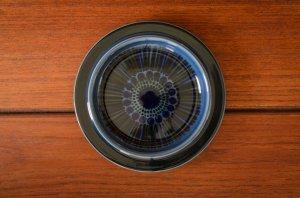 Arabia アラビア Blue Kosmos ブルーコスモス 20cm プレート #4