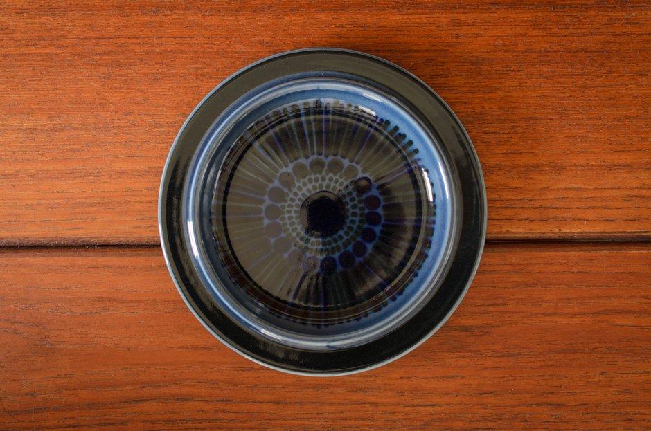 Arabia アラビア Blue Kosmos ブルーコスモス 20cm プレート #5