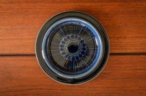 Arabia アラビア Blue Kosmos ブルーコスモス 20cm プレート #6