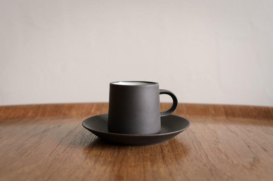 DANSK Flamestone コーヒーカップ&ソーサー #5 Jens H Quistgaard