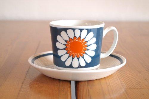 Figgjo daisy c&s フィッジオ フィッギオ デイジー カップ&ソーサー