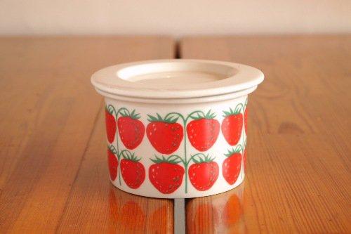 ARABIA pomona Strawberry Pot S アラビア ポモナ イチゴ