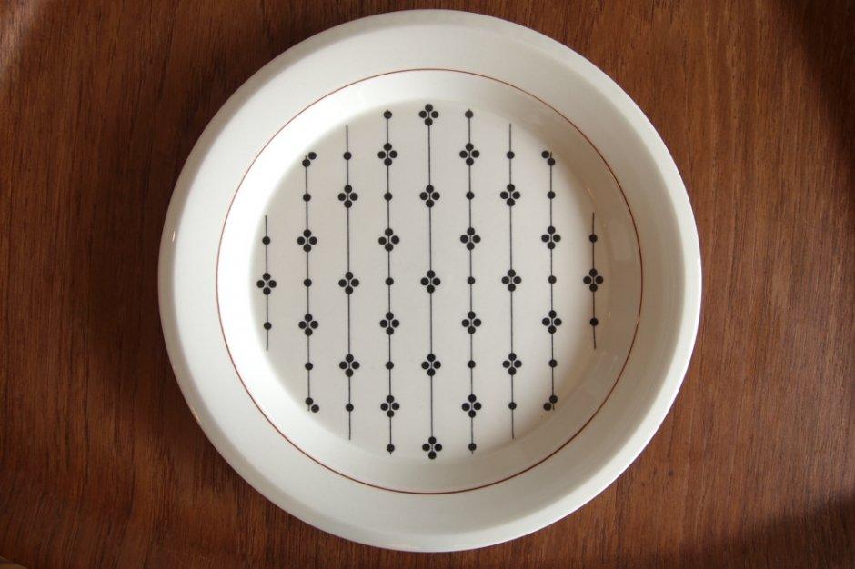 ARABIA Kartano 26cm Plate / Esteri Tomula アラビア カルタノ プレート