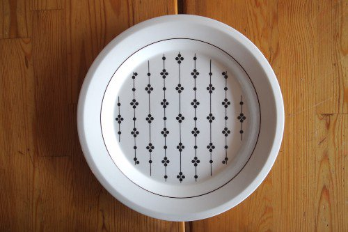 ARABIA Kartano 24cm Plate / Esteri Tomula アラビア カルタノ プレート