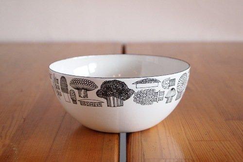 FINEL Tatti Bowl S / Esteri Tomula / フィネル キノコ ホウロウ ボウル エステリトムラ